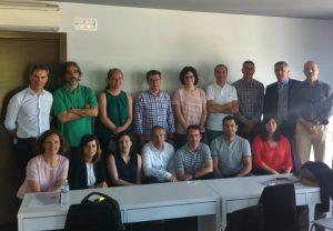 Diez empresas participaron en la jornada de formación de ACAN y SGS.